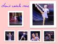 Don't Catch Me collage - dance-moms fan art