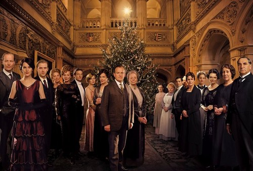 Downton Abbey Krismas Special