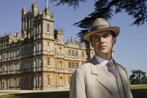 Downton Abbey wallpaper with a business suit, a suit, and a well dressed person called Downton Abbey Season 1