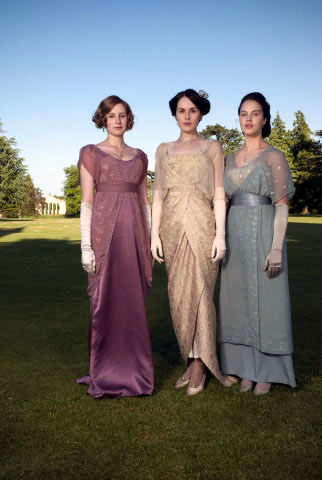 Downton Abbey hình nền titled Downton Abbey Season 1