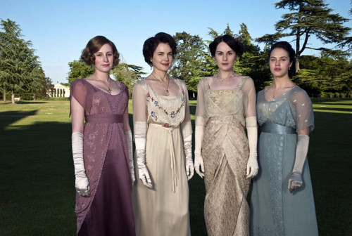 Downton Abbey fondo de pantalla entitled Downton Abbey Season 1