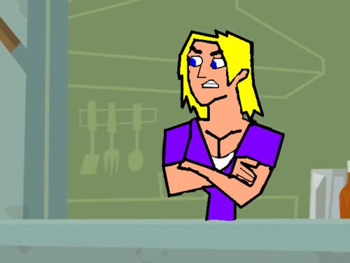 Draven working as an intern in episode 11