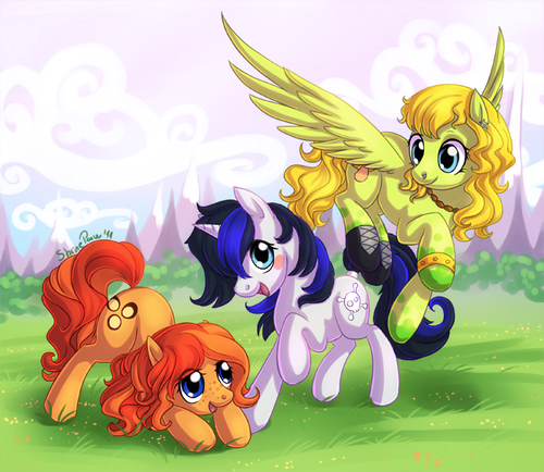 Dumpers gonna dump. - my-little-pony-friendship-is-magic Photo