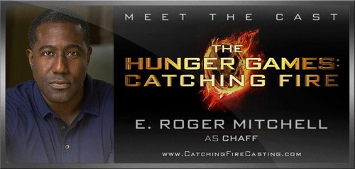 E. Roger Mitchell cast as Chaff