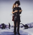 Edward^_^ - edward-scissorhands photo