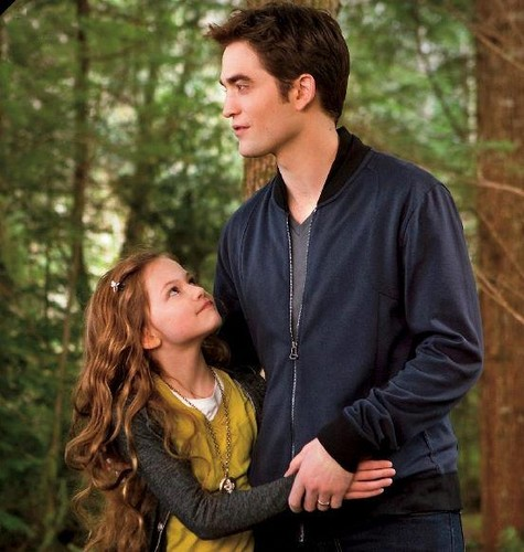 Edward and Renesmee ♥
