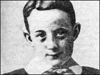 Edwin 'Teddy' Haskell(1896-1908