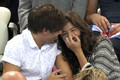 Eleanor Calder &amp; Louis Tomlinson London Olympics Aug 11 2012 - eleanor-calder photo