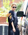 Ellen after getting a facial and massage in Los Angeles - greys-anatomy photo