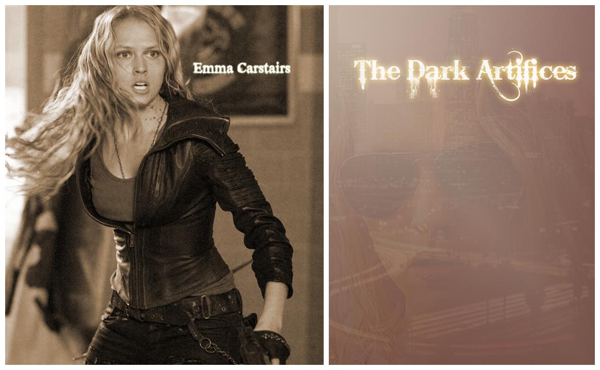 Emma - The Dark Artifices Fan Art (31732133) - Fanpop