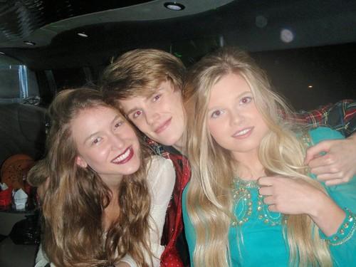 Eugene, Nathalia, and Ana