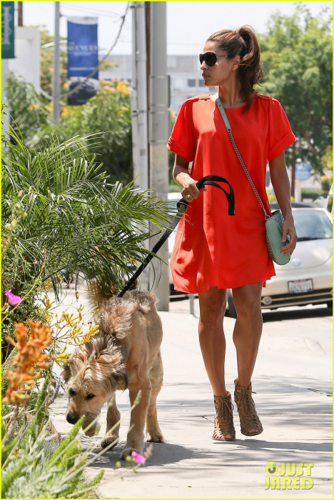 Eva - Out and about in Beverly Hills - August 02, 2012