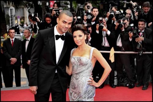 Eva and Tony at the Oscars