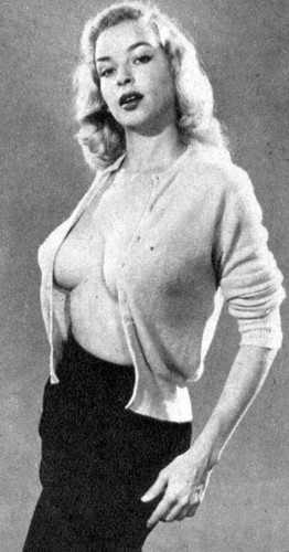 Stars, die jung gestorben sind Hintergrund possibly with a stück, hunk called Eve Meyer -Evelyn Eugene Turner(December 13, 1928 – March 27, 1977