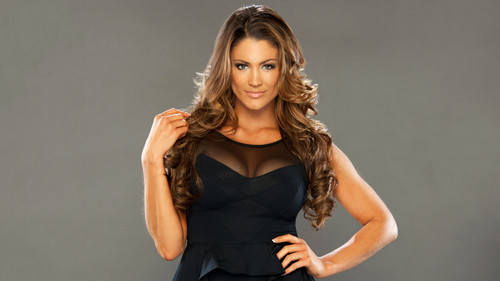 WWE Divas wallpaper with a cocktail dress entitled Eve Torres