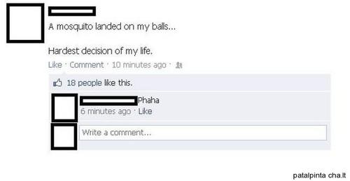Facebook Life