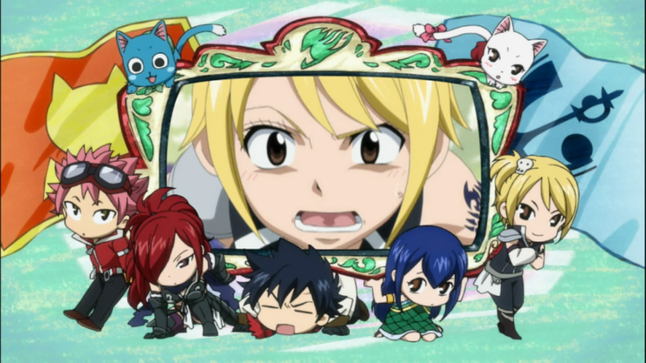 Anime Characters Fairy Tail : Fairy tail characters anime photo  fanpop