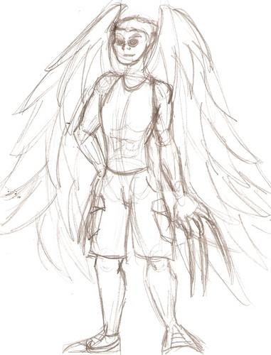 Fang aka Wingman