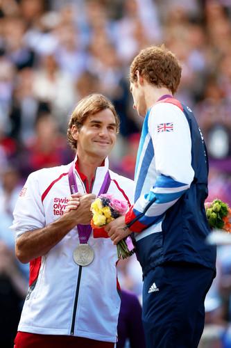 Federer Olympics 2012