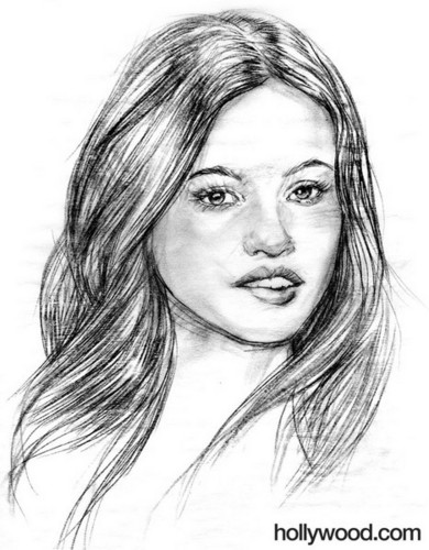 First 'real' sketch of anastasia Steele casting revealed
