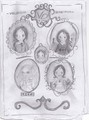 Five V.F.D members