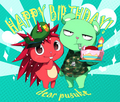 Flippy and Flaky