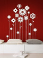 Flower Paradise Wall Sticker