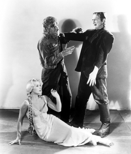 Frankenstein Meets the 늑대 Man 1943