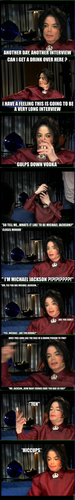 Funnny macro - michael-jackson Photo