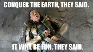 Funny Avenger Picture