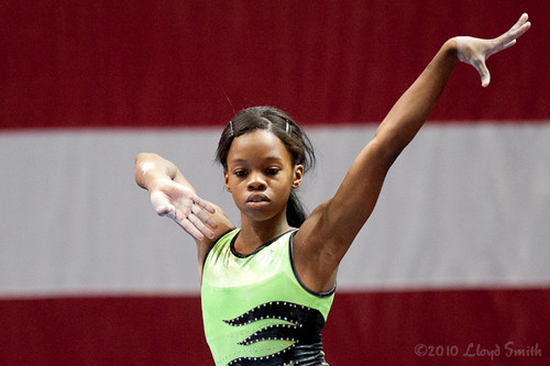 Gabby Douglas - gymnastics Photo