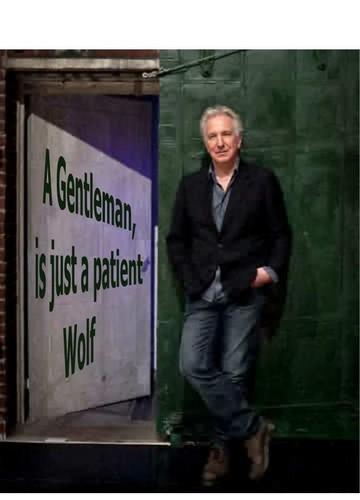 Gentleman lupo
