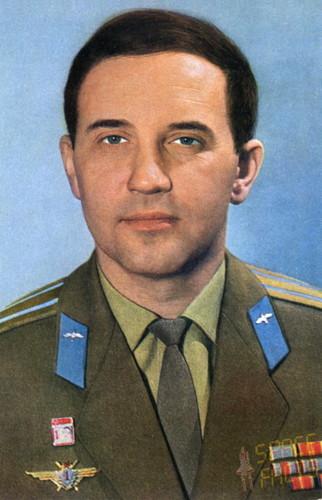 Georgiy Timofeyevich Dobrovolsky (June 1, 1928 – June 30, 1971)
