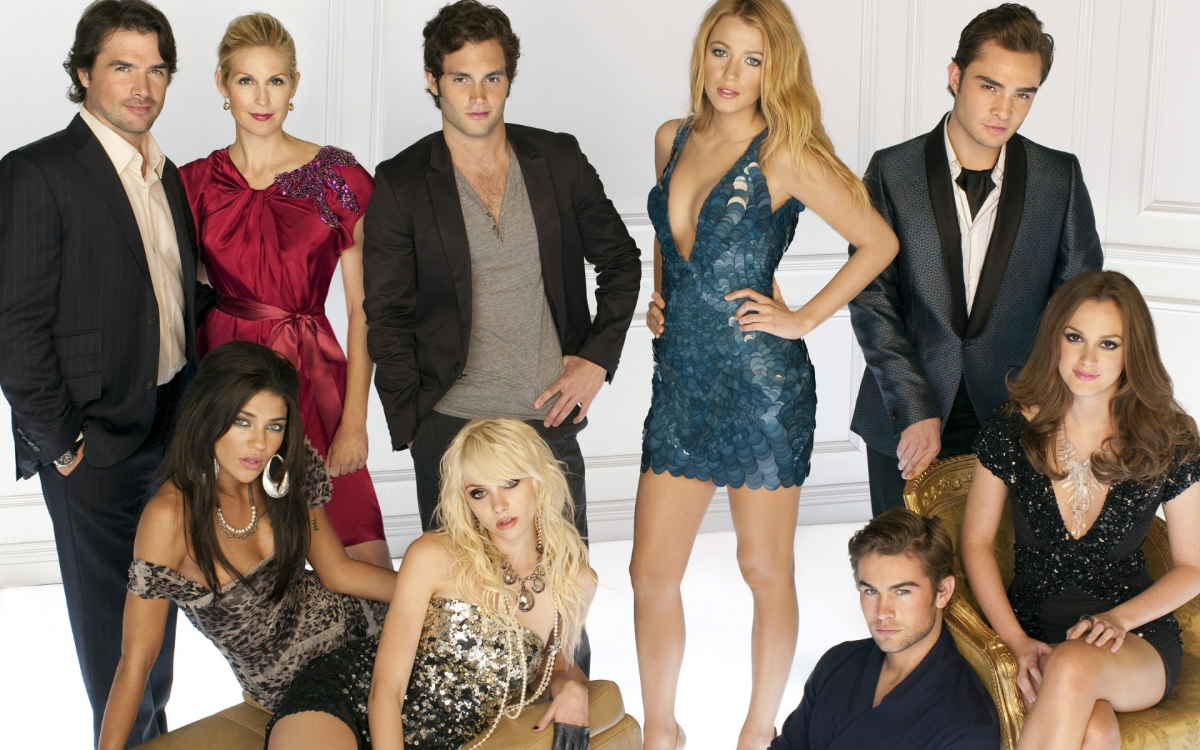 Gossip girl gossip girl season 3 promotional photo for danielle