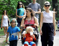 Gwen Stefani Out With Her Kids [July 27, 2012] - gwen-stefani photo
