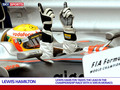 Hamilton Monaco 2008