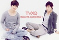 Happy 8th TVXQ!