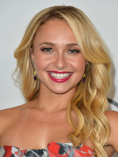 """Hayden Panettiere at the Disney ABC Television Group's 2012 """"TCA Summer Press Tour"""" on July 27, 2012"""