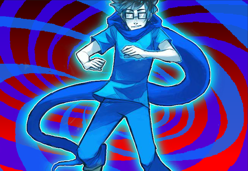 Homestuck fond d'écran probably containing animé entitled Heir of Breath