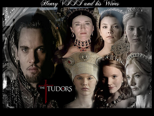 Henry VIII & His Six Wives