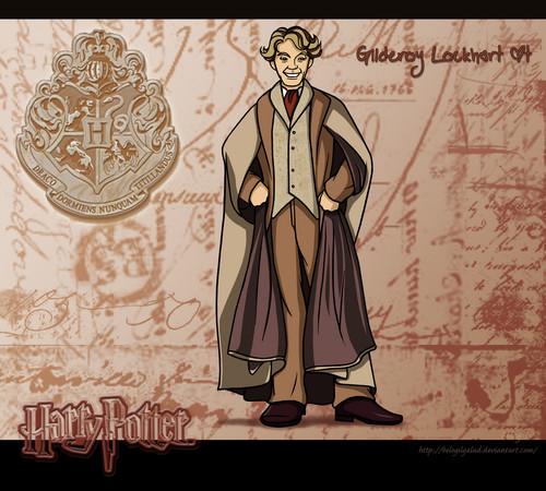Hogwarts professors