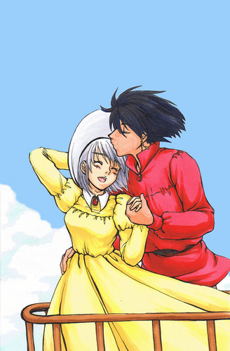 Howl and Sophie Happy Ending