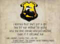 Hufflepuff Quote by Elena