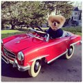 I have a car! xP