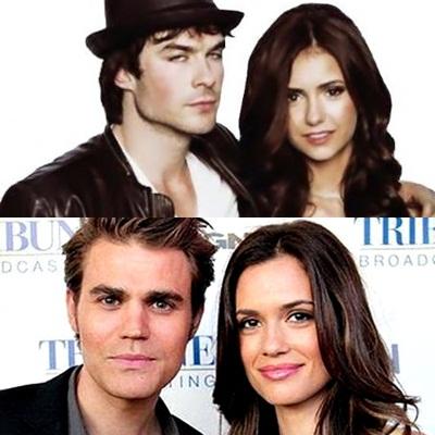 Ian & Nina // Paul & Torrey