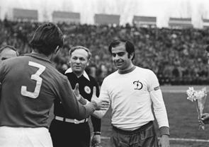 In August 1979,FC Pakhtakor Tashkent killed in plane crash 17 football players