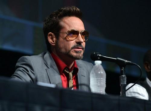 Iron Man 3 Comic-con