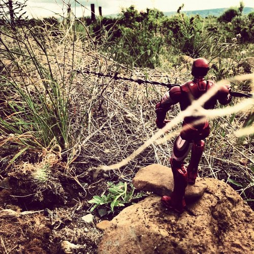 Iron Man Фан-арт