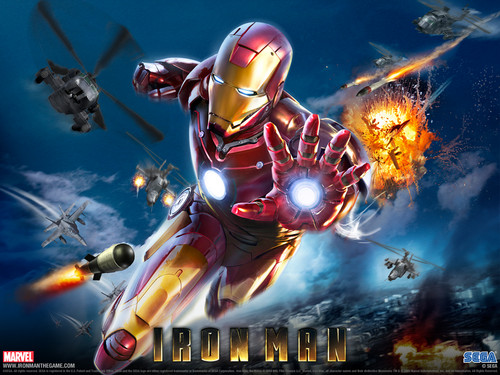 Iron Man 3 Wallpaper Entitled