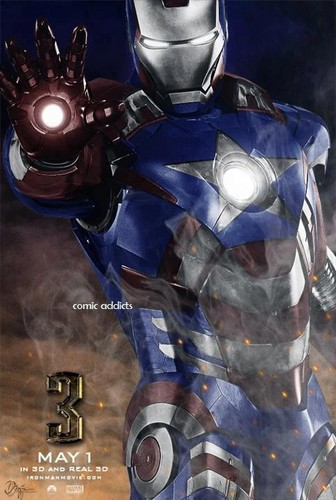 Iron Man wallpaper entitled Iron man 3
